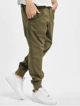 Reell Jeans Pantalone Cargo Reflex Rib Worker LC oliva