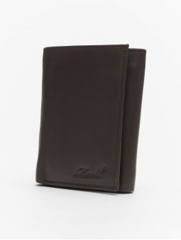 Reell Jeans Plånbok Mini Trif. Leather brun