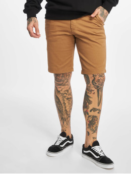 Reell Jeans Shorts Flex Grip Chino marrone