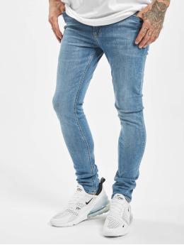 Reell Jeans Skinny Jeans Radar Slim Fit blau