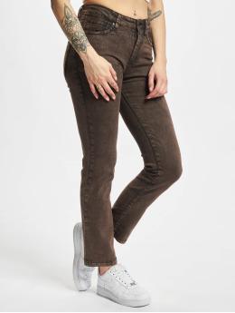 Reell Jeans Slim Fit Jeans Rocket braun