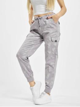 Reell Jeans Spodnie Chino/Cargo Reflex Rib moro