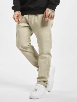 Reell Jeans Spodnie wizytowe Reflex Easy bezowy