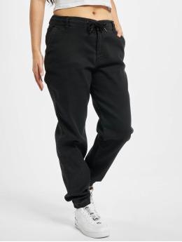 Reell Jeans Spodnie wizytowe Reflex  czarny