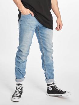414190b43a1b37 Reell Jeans Straight Fit Jeans Nova II blau