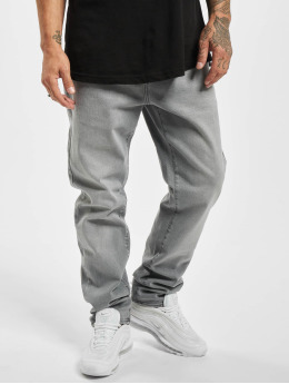 Reell Jeans Straight fit jeans Barfly  grijs