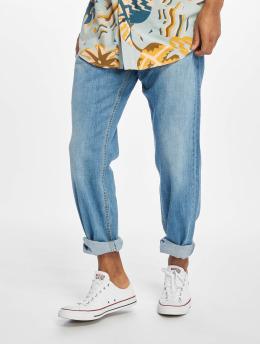 Reell Jeans Vaqueros anchos Lowfly  azul