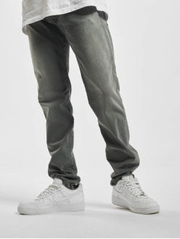 Replay Slim Fit Jeans Anbass серый