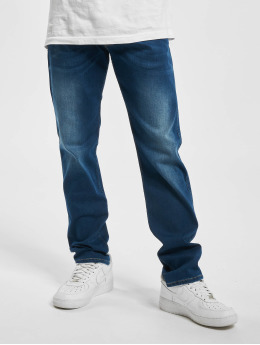 Replay Slim Fit Jeans Denim Anbass blau