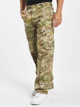 Revolution Spodnie Chino/Cargo US Ranger moro