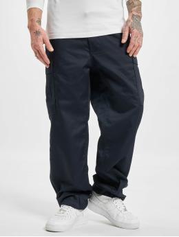 Revolution Spodnie Chino/Cargo US Ranger niebieski