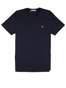Revolution T-Shirt 3D Effect Application blau