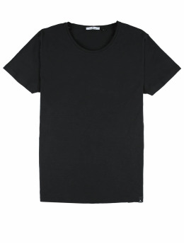 Revolution T-Shirt Round Neck schwarz