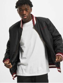 Rocawear College Jackets Dyker   czarny