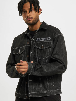 Rocawear Denim Jacket Brigthon  black