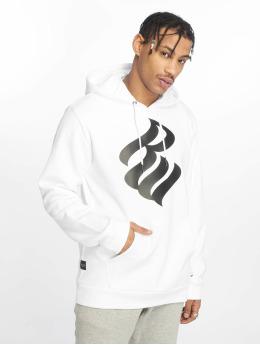 Rocawear Felpa con cappuccio Basic bianco