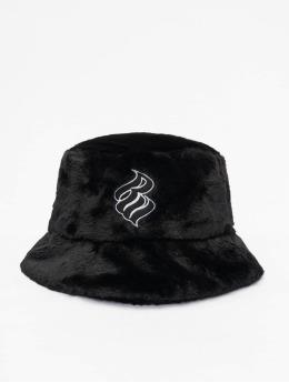 Rocawear hoed Carino Fur zwart