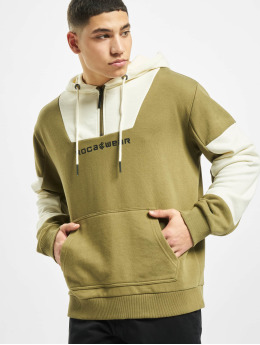 Rocawear Hupparit  Viola Hoody Olive Off Wh...