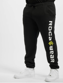Rocawear Jogginghose Big Basic schwarz