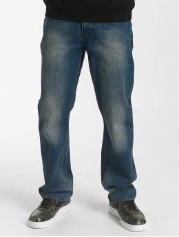 Rocawear Loose Fit Jeans Crime blue