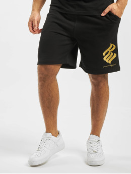 Rocawear Pantalón cortos Midas  negro