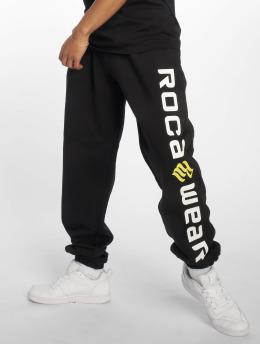 Rocawear Pantalón deportivo Basic Fleece negro