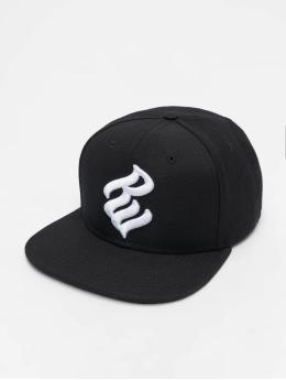 Rocawear Snapback Caps Nam czarny