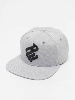 Rocawear Snapback Caps Nam szary