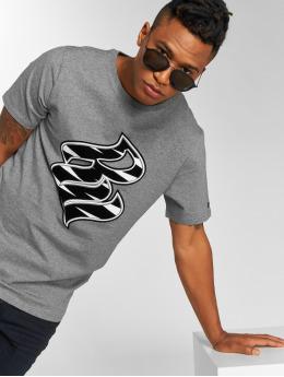 Rocawear T-paidat RW Zebra S harmaa