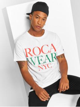 Rocawear T-paidat NYC valkoinen