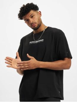 Rocawear t-shirt Franklin  zwart