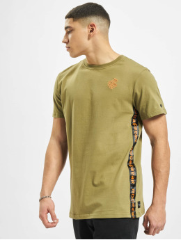 Rocawear T-shirts Smith oliven