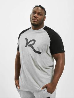 Rocawear T-Shirty  Big Raglan T-Shirt Grey ...