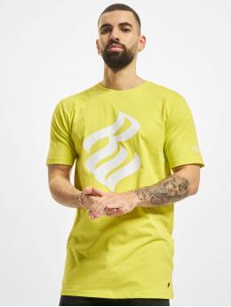 Rocawear T-skjorter NY 1999 grøn