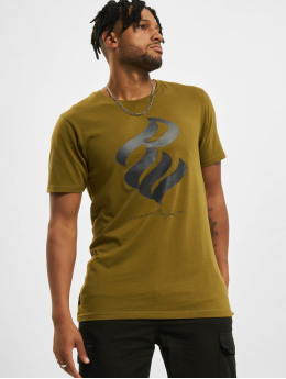 Rocawear T-skjorter NY 1999 oliven