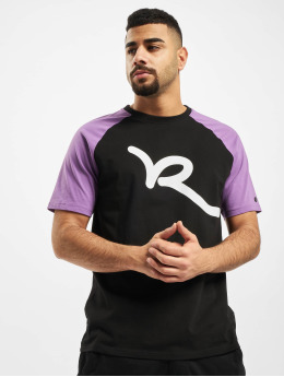 Rocawear T-skjorter Bigs  svart