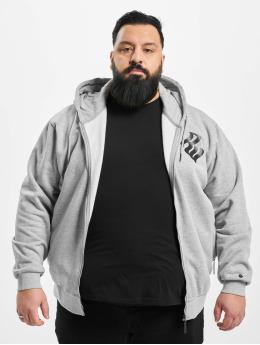 Rocawear Zip Hoodie Big Brand  šedá