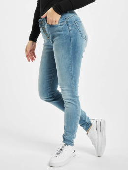 Rock Angel Skinny Jeans Cutton  blau
