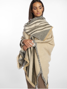 Rock Angel Strickjacke Poncho beige
