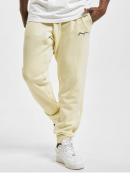 Sean John Спортивные брюки Classic Logo Essential бежевый