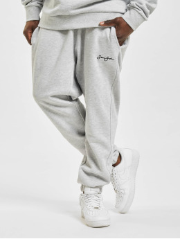 Sean John Спортивные брюки Classic Logo Essential серый
