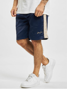 Sean John shorts Classic Logo blauw