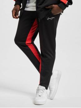 Sean John Sweat Pant Classic Logo Neoprene black