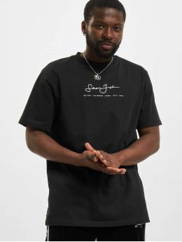 Sean John T-Shirt Classic Logo Essential noir