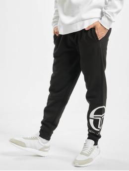 Sergio Tacchini Спортивные брюки Itzal черный