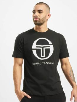 Sergio Tacchini Футболка Iberis  черный