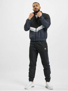 Sergio Tacchini Anzug Andres  schwarz