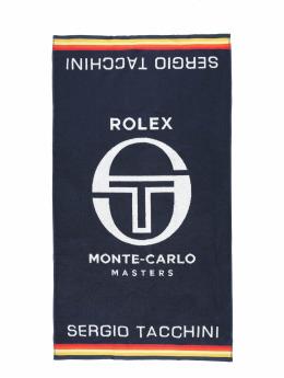 Sergio Tacchini Handtuch Chita Staff blau