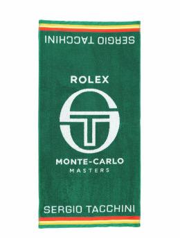 Sergio Tacchini Handtuch Craig grün