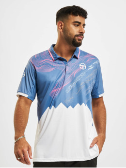 Sergio Tacchini Poloshirt Liquify Polo  blue